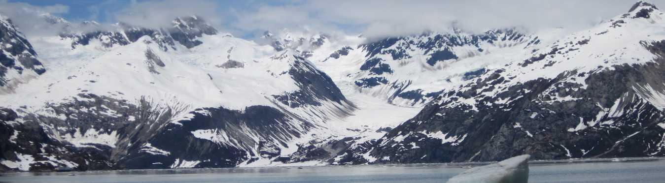 Glaciers & Grizzlies