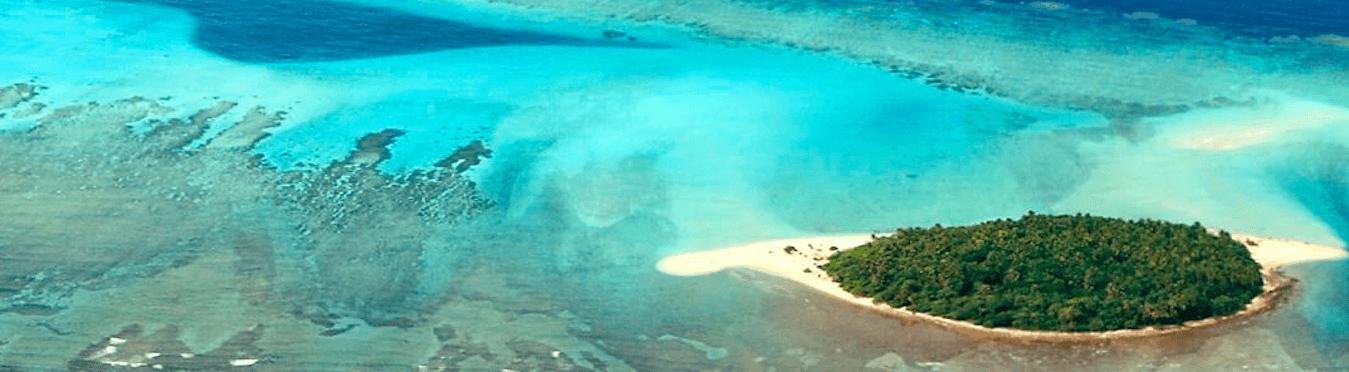 Micronesia: Ulithi, Yap, and Palau