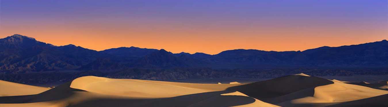 Death Valley National Park Escape