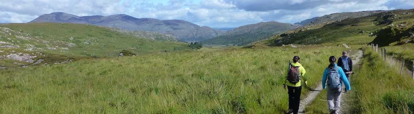 Kerry Self-Guided Ireland Hike & Bike Tour