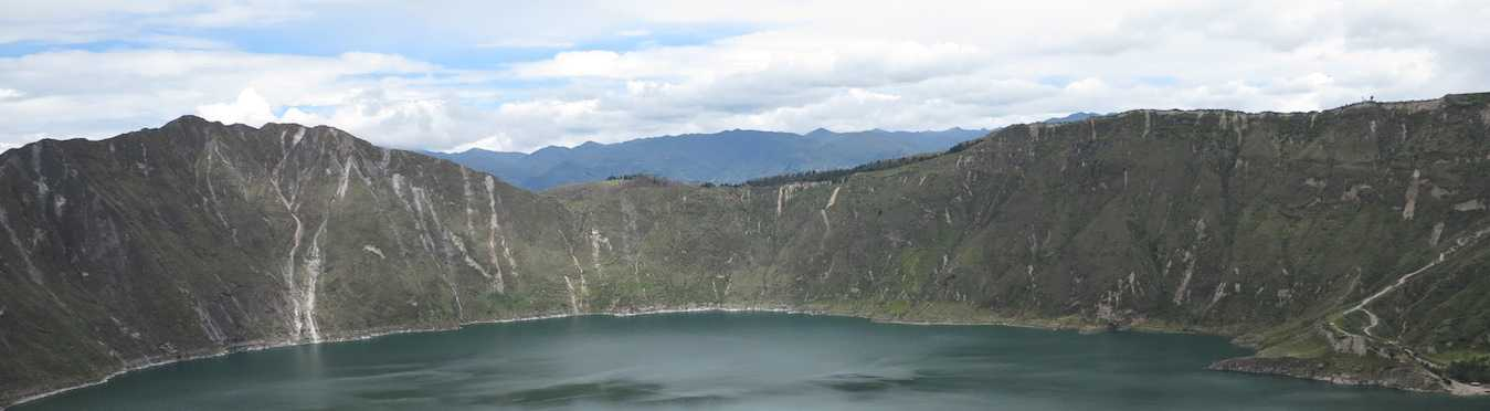Cherish the Avenue of the Volcanoes – Ecuador Hiking