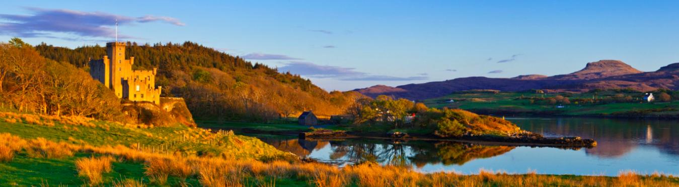Scotland Cruise – 6 nights of Wildlife