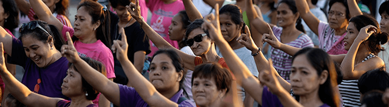 Philippines: Improve the Future of Abused Women