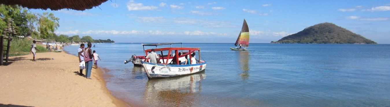 Teaching in Malawi