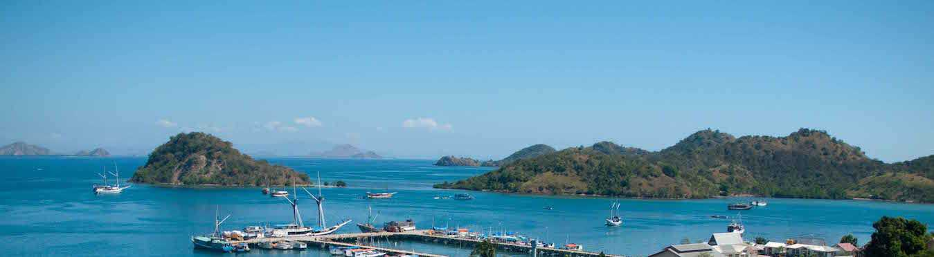 East Indonesia: Volcanoes, Villages & Dragons
