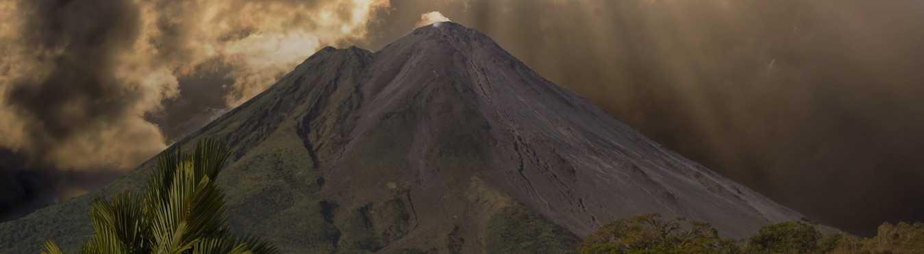 Costa Rica Volcanoes & Wildlife