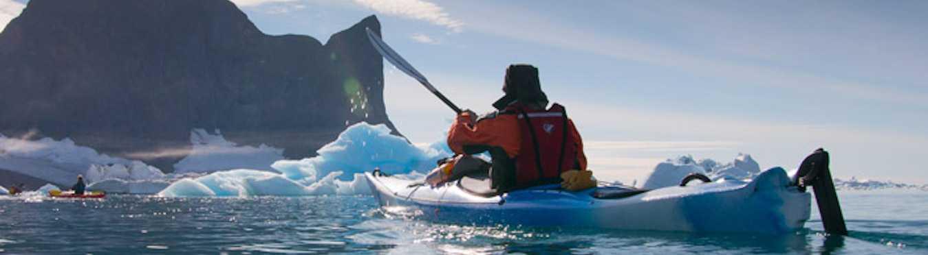 Greenland and Iceland Kayaking Trip