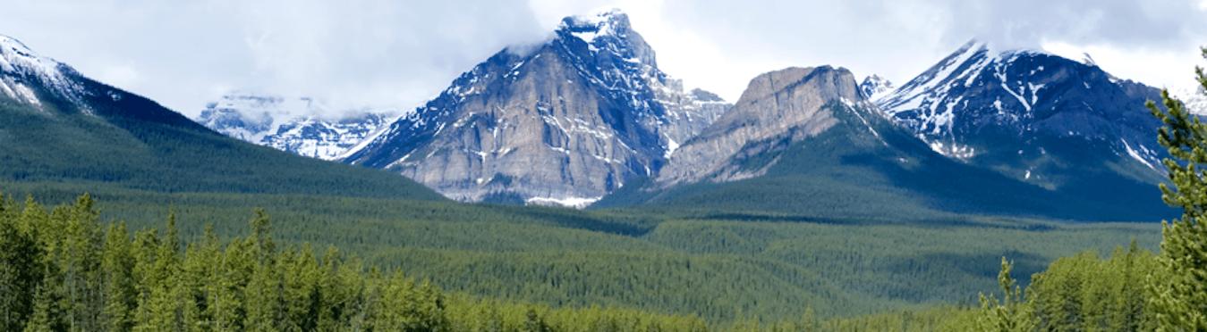 Lakes, Glaciers & Wildlife of the Canadian Rockies