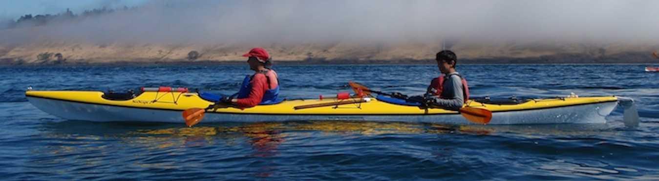 The Ultimate Kayak Tour