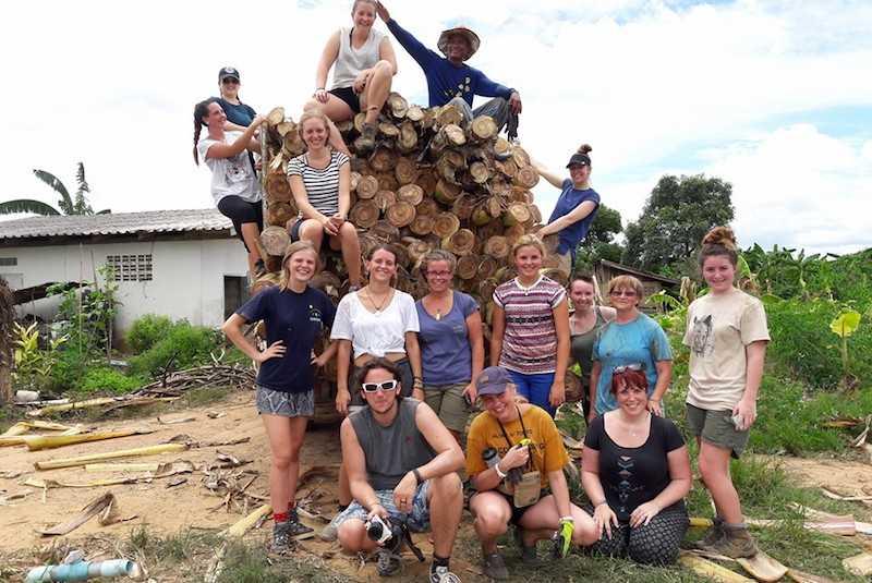 Wildlife Volunteer in Thailand | Volunteer with Elephants